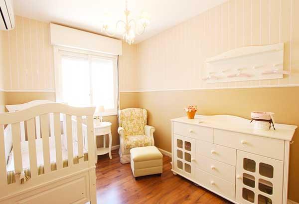 Ein Babymöbel Set aus Massivholz ist eine gute Wahl für das Raumklima im Zimmer