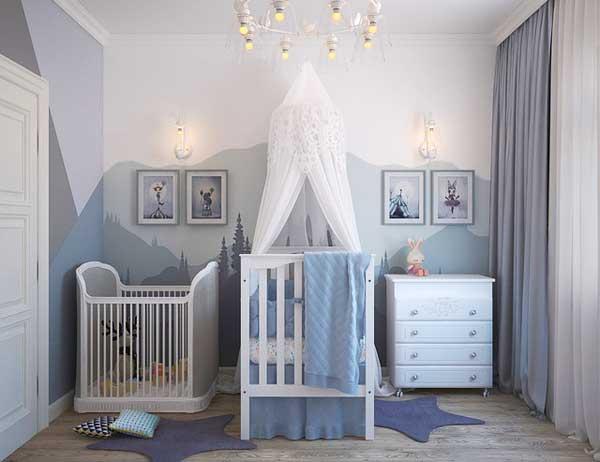 Das Babyzimmer -die ersten Kindermöbel fürs den Nachwuchs